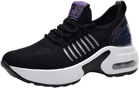MaNMaNing-Shoes Womens Sports - Zapatillas Deportivas para Mujer, cómodas y Ligeras: Amazon.es: Deportes y aire libre
