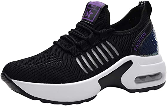 MaNMaNing-Shoes Womens Sports - Zapatillas Deportivas para Mujer ...