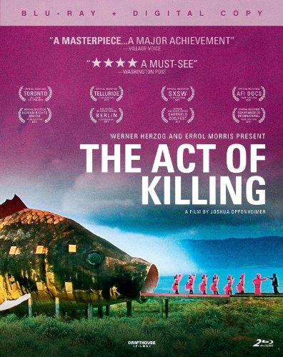 The Act of Killing [Blu-ray] + Digital Copy