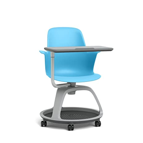 steelcase node chairs. steelcase node multipurpose chair: tripod base - standard carpet casters chairs