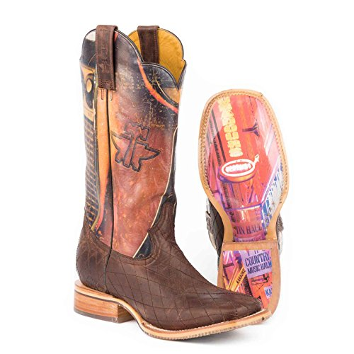 Tenn Drag Mens Holler / Swaller Nashville Boot