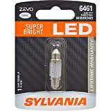 SYLVANIA--6461-36mm-ZEVO-LED-Festoon-White-Bulb--Bright-LED-Bulb-Ideal-for-Interior-Lighting--Map-Dome-Trunk-C