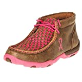Twisted X Ladies Tough Basket Driving Mocs 7 M