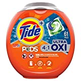 Tide PODS 4 in 1 HE Turbo Laundry Detergent , 61