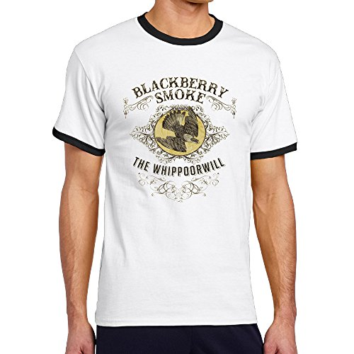 mayday-blackberry-smoke-the-whippoorwill-mens-contrast-color-tee-designed-t-shirt-l-black