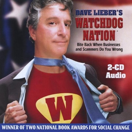 Price comparison product image Dave Lieber's Watchdog Nation: Bite Back When Busi