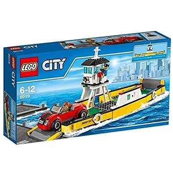 Jeu Lego City 60119 Ferry Construction Le De Yf76vIgbmy