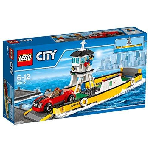 LEGO City Great Vehicles 60119: Ferry Mixed