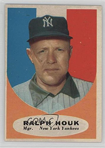 Ralph Houk (Baseball Card) 1961 Topps - [Base] #133