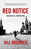 img - for Red Notice: Scacco al Cremlino (Italian Edition) book / textbook / text book
