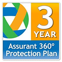 Assurant 3-Year Portable Protection Plan ($0-$49.99)