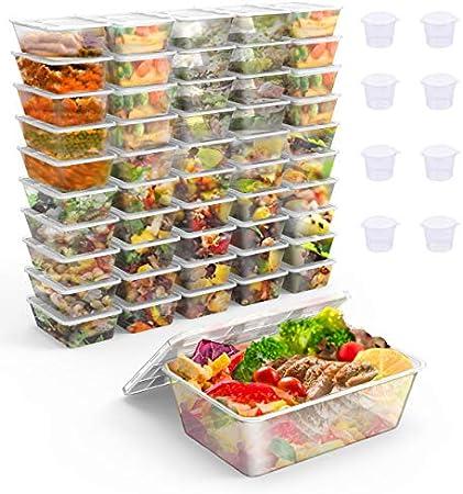 ♻️ Calidad superior: material de calidad alimentaria, la lonchera está certificada por la FDA y LFGB