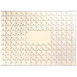 151 Piece Wooden Guest Book Puzzle