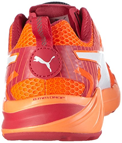 Rouge 300 Rose Fluo Blanc adultes Running Speed Unisexe Chaussures Puma Disc Peach De S Hx75qwPCB