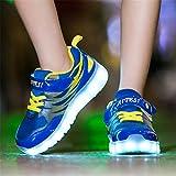 DAYATA Led Light Up Shoes for Kids Boys Girls