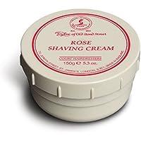 Taylor of Old Bond Street Shaving Cream Bowl (150g) - Rose