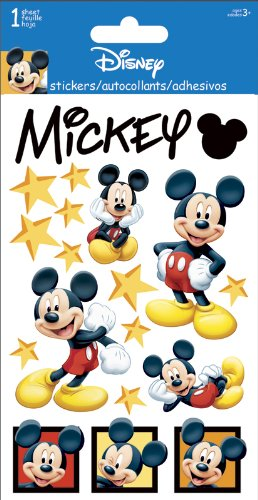 Mickey Mouse Licensed Dimensional Gem (Sandylion Mickey Mouse)