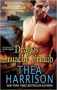 Dragos macht Urlaub: Eine Novelle der Alten Volker (Die Alten Volker/Elder Races)