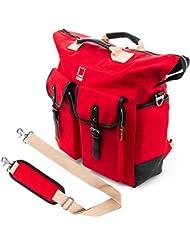 Lencca Universal Hybrid 3 in 1Design Carrying / Tote / Messenger / Crossbody / Backpack / Shoulder Bag for Apple...