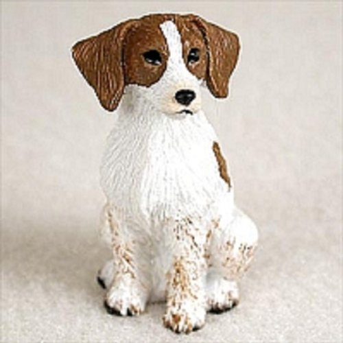 Brown Tiny One Figurine - Conversation Concepts Brittany Brown & White Spaniel Tiny One Figurine