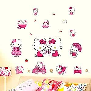 Children Room Cartoon Decorative Background Wall sticker