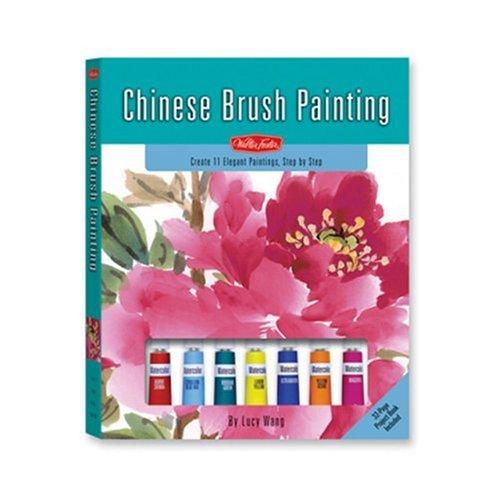 Chinese Brush Painting Kit (Walter Foster Painting - Chinese Painting Kit Brush