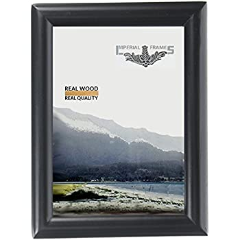11x17 11 39 39 x 17 39 39 frame for picture photo or poster solid wood black style. Black Bedroom Furniture Sets. Home Design Ideas