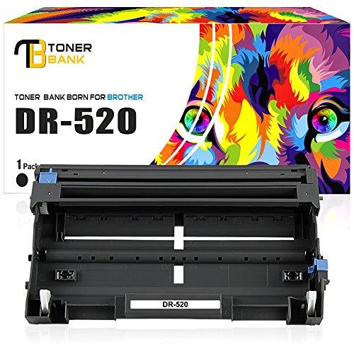 Toner Bank 1 Pack Compatible dr520 Drum Unit for Brother DR520 DR-520 DR620 DR-620 Drum Unit Brother HL-5250DN 5250DN Laser Printer brother HL 5240 HL 5340d Drum Brother 5370 hl-5370dw drum (Hl 5350dn Laser Printer)