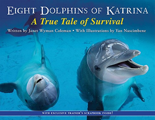 Download Eight Dolphins of Katrina: A True Tale of Survival pdf epub
