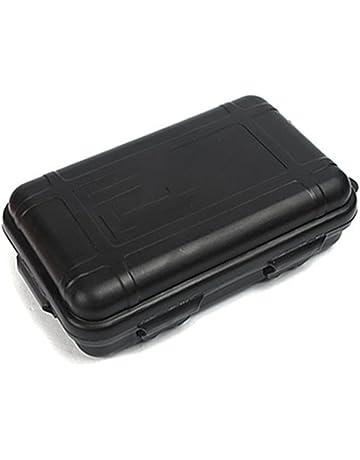 VGEBY Conteneur de Masque de plong/ée Caisse de Masque de plong/ée Portable bo/îte de Rangement de Masque Cas de Protection conteneur Pochette Sac de Protection