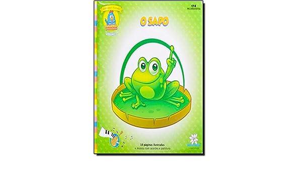 O Sapo (Em Portuguese do Brasil): Vários Autores: 9788506009192: Amazon.com: Books