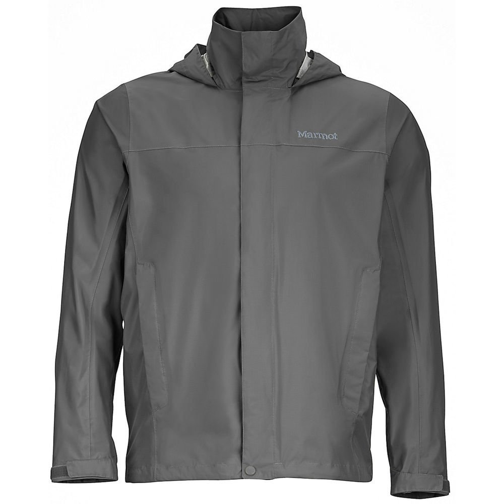 Marmot Men's PreCip Jacket Cinder X-Large by Marmot