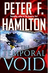 The Temporal Void (Commonwealth - The Void Trilogy Book 2) Kindle Edition