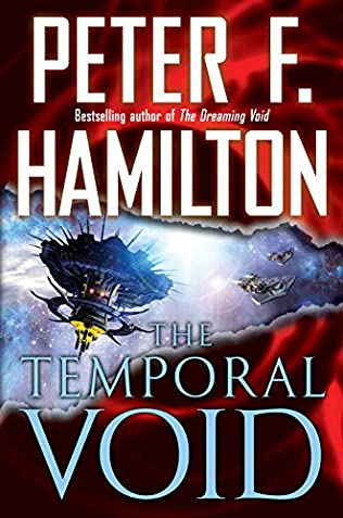 book cover of The Temporal Void
