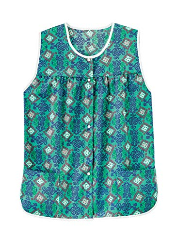 Cobbler Smock - AmeriMark Easy-Care Aprons Emerald