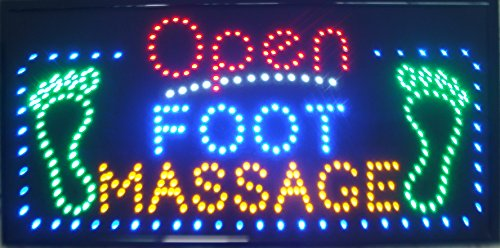 Spa Outdoor Led Sign - 9