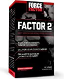 Force Factor 2, Next Generation Nitric Oxide Booster, 120 Count