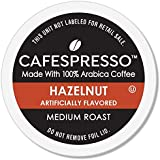 CAFESPRESSO Hazelnut Blend for K Cup Keurig 2.0 Brewers, 42Count, Medium Roast Single Serve Coffee Pods (Packaging May Vary)