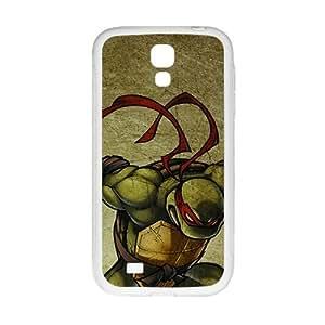 QQQO Muscular Ninja turtle Cell Phone Case for Samsung Galaxy S4 Kimberly Kurzendoerfer