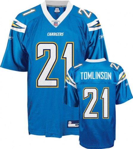 ladainian tomlinson chargers jersey