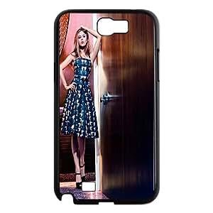 Samsung Galaxy N2 7100 Cell Phone Case Black Classy Scarlett Johansson OJ584940