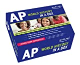 Kaplan AP World History in a Box, Kaplan Higher Education Staff, 1607147831