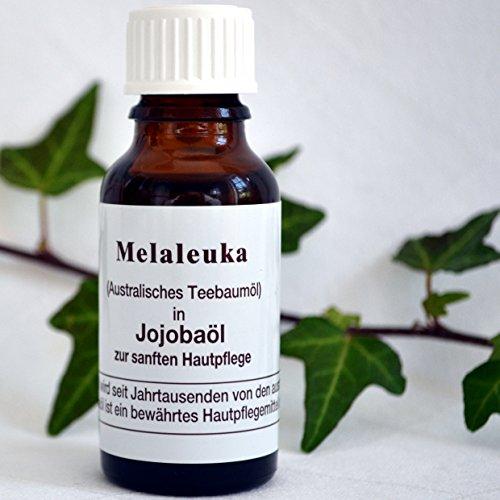 melaleuka in jojobaà l teebaumà l 20ml beauty