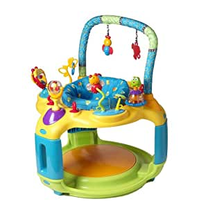Bright Starts Bounce-A-Bout Activity Center, Neutral (Discontinued by Manufacturer)