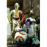 Star Wars - Droids - 300 Large Piece Jigsaw Puzzle