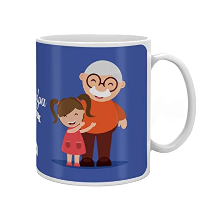 Buy Indigifts Grandparents Anniversary Gifts Grandpa Love You Quote