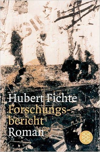 Hubert Fichte: Forschungsbericht; Gay-Texte alphabetisch nach Titeln