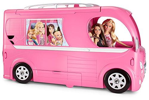 Mattel Barbie CJT42  - Das große Hundeabenteuer - Super Ferien Camper