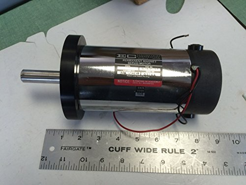 NEW EC ELECTRO CRAFT SERVO MOTOR 0678-00-017 PERMANENT MAGNET SERVO motor 33 (Electro Permanent Magnet)