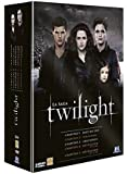 Twilight, La Saga - L'intégrale des 5 Films - Coffret DVD
